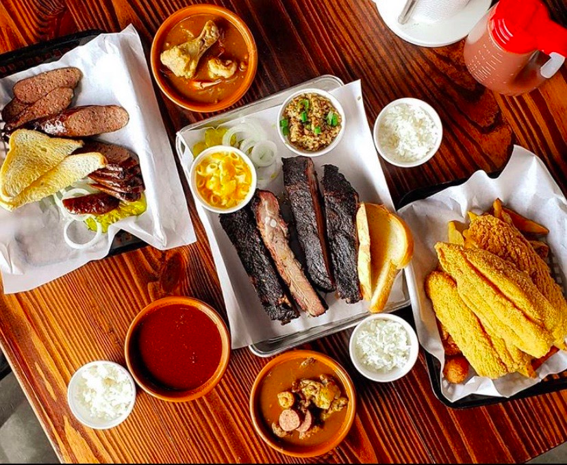 Ray's Real Pit best bbq spot in houston